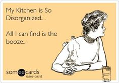 Do you have kitchen pantry organization tips? Will you share them with me? Tag them with and I'll add them to my board! I need help! Kitchen Organization Pantry, Kitchen Pantry, Organization Hacks, Organized Kitchen, Haha Funny, Lol, Funny Stuff, Hilarious, Kitchen Humor