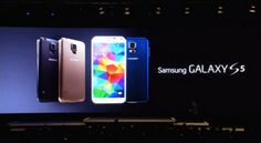 Technology Gyaan: Most Awaited Samsung Galaxy S5 Launched!!!!