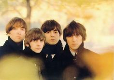 ♡♥The Beatles in June 1965 - click on pic to see a full screen pic in a better looking black background♥♡