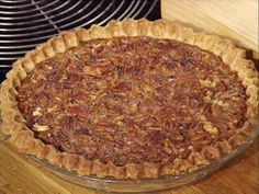Emeril's Pecan Pie: this is still the best recipe; I don't know why I bother trying other ones at all!