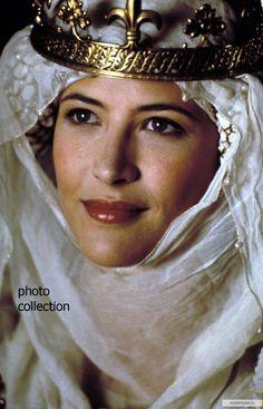 Sophie Marceau como princesa Isabelle em CORAÇÃO VALENTE de 1995