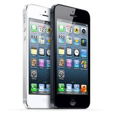 """Apple iPhone 5 16GB """"Factory Unlocked"""" Black and White Smartphone in Cell Phones & Accessories, Cell Phones & Smartphones 