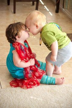 Noses.  I had to repin this - this could totally be my niece and nephew!