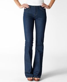 Vintage Levi's Flare Jean #urbanoutfitters.Tags: barefoot style ...