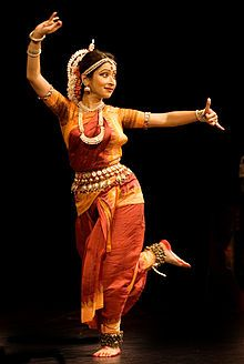 Odissi - One of the eight classical dance forms of India.It is the oldest surviving dance form of India on the basis of archaeological evidences.