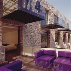 Hotel La Purificadora, Puebla, 2006 - Serrano Monjaraz Arquitectos