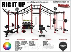 Home Gym - Be Successful With Fitness By Using These Great Tips! - World Fitness Outfits Home Gym Equipment, No Equipment Workout, Fitness Equipment, Outdoor Gym Equipment, Gym Workouts, At Home Workouts, Sport Studio, Backyard Gym, Dream Gym