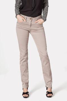 Pantalon détail ceinture poche