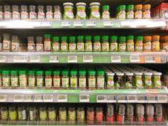 Concept 1 - supermarkt verpakkingen