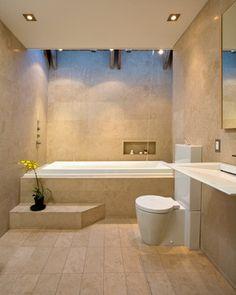 Eureka Valley Residence - contemporary - bathroom - san francisco - Logue Studio Design Inc.