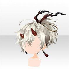 Fantasting Drawing Hairstyles For Characters Ideas. Amazing Drawing Hairstyles For Characters Ideas. Anime Boy Hair, Manga Hair, Hair Reference, Drawing Reference Poses, Drawing Tips, Pelo Anime, Chibi Hair, Hair Sketch, Fantasy Hair