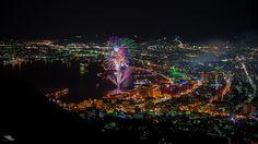 """函館海上冬花火2015 [Hakodate Marine Winter Fireworks Festival 2015] 2/11-2/15 フォトコンテストも開催中のようです! Detail>http://www.hakodate-kokusai.jp/fuyuhanabi/  """"Hakodate Marine Winter Fireworks.[11Feb2015]"""" Photo by Maya PHOTOGRAPHY http://mayaphgrphy.wix.com/home  Thank you for following Hakodate Pictorial. Please """"Share"""" or """"Like"""" if you like photos."""