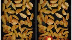 Najlepšia finta na perfektne chrumkavé zemiaky bez smaženia: S týmto trikom budú lepšie ako tie od svokry! Diy And Crafts, Stuffed Mushrooms, Beans, Vegetables, Cooking, Food, Stuff Mushrooms, Kitchen, Essen