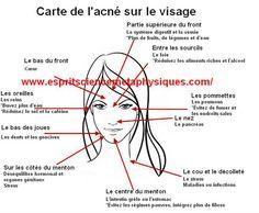 Acné : voici ce que révèle votre acné à propos de votre santé  Dans la médecine chinoise, on croit que l'acné qui se propage sur différentes parties de votre visage représente les problèmes de santé sur différentes parties de votre corps. Par exemple l'acné sur les pommettes est une réponse au stress dans vos… Lire la suite »