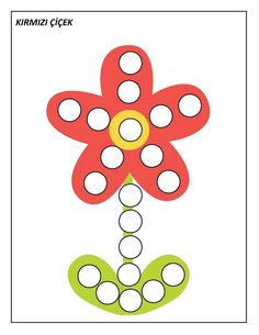 cheznounoucricri - Page 39 Spring Activities, Color Activities, Infant Activities, Activities For Kids, Lacing Cards, Do A Dot, First Fathers Day Gifts, Learning Shapes, Spring Theme
