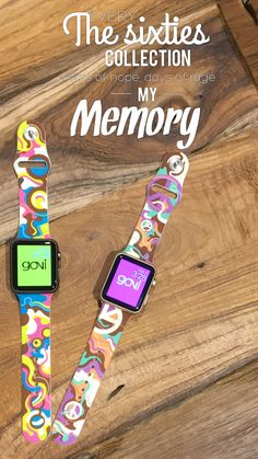 60s collection  Fashion Apple Watch band @goviloop  #applewatch #apple #60s #civic #counterculture #revolution #music #art #fashion #racialdiscrimination #voting #votingrights #history #spacerace #coldwar #apollo #moonwalker #folksinger  #folkrock #beatles #flamboyance