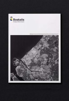 Studio Dumbar: Boskalis Online Magazine
