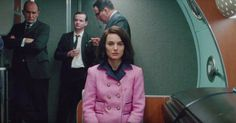 Watch Natalie Portman endure the aftermath of JFK assassination in first trailer for highly buzzed first-lady biopic 'Jackie.'
