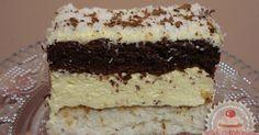 Ajánld ismerőseidnek! ... Vanilla Cake, Tiramisu, Latte, Ethnic Recipes, Food, Cakes, Xmas, Cake Makers, Essen