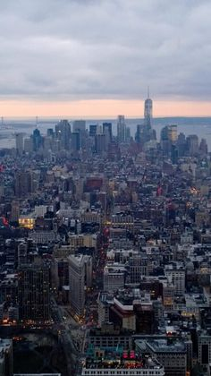 A Beautiful picture of the Flatiron Bldg & The Freedom Tower from the Empire State Bldg, NYC...TY Ashish Prashar