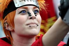 41 Astounding Cosplays From The LA Anime Expo