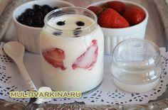 Домашний йогурт в мультиварке рецепт с фото пошаговый Едим 56