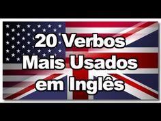 Os 20 Verbos mais comuns em Inglês
