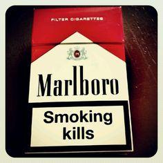 Smoking Kills #cigarette