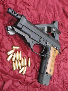 Always did like the Beretta s but I am a PDW fan Military Weapons, Weapons Guns, Guns And Ammo, Rifles, Submachine Gun, Custom Guns, Cool Guns, Tactical Gear, Tactical Survival