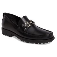 Men's Salvatore Ferragamo David Bit Loafer (800 CAD) ❤ liked on Polyvore featuring men's fashion, men's shoes, men's loafers, mens loafers, salvatore ferragamo mens shoes, mens bit loafers, mens shoes and mens loafer shoes