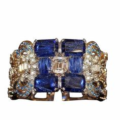 Carlo Zini - Sapphire Bracelet