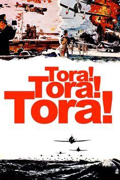 """""""Tora ! Tora ! Tora !"""" (1970) dir. Richard Fleischer, Kinji Fukasaku y Toshio Masuda"""