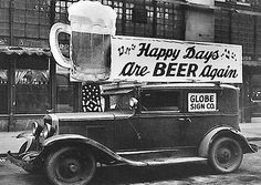 Happy Days are BEER again!