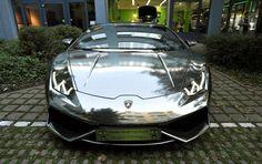 Lamborghini Huracan Chrome SuperSexy