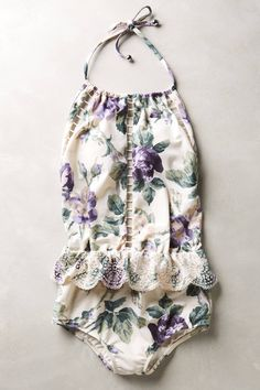 Zimmermann Embroidered Lucia Maillot - anthropologie.com