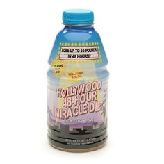 Miracle Diets - Hollywood Miracle Diet Hollywood Miracle Diet, Diet Drink - 32 fl oz weight loss The negative consequences of miracle diets can be of different nature and degree. Yoga For Weight Loss, Losing Weight Tips, Lose Weight, Adhd Diet, Beginner Yoga Workout, Workout For Flat Stomach, Diet Books, Fit Girl Motivation, Hollywood