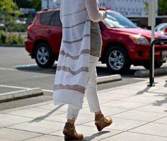#CAbi Riviera duster sweater