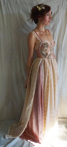 The Fairy Ring Gown by Fable Dresses