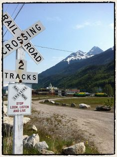 been there - skagway alaska, white pass railroad