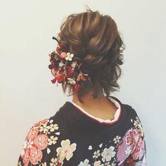 成人式・卒業式におすすめ。着物に合わせたいヘアスタイルまとめ|【HAIR】
