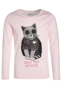 OshKosh BASIC - Langarmshirt - pink für 12,95 € (01.09.17) versandkostenfrei bei Zalando bestellen.