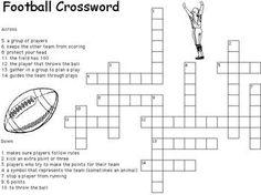 Basketball Printables: Basketball Crossword Puzzle | Study ...
