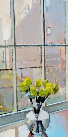 "<span class=""artist""><strong>Lisa Breslow</strong></span>, <span class=""title""><em>Window Meditation 2</em>, 2015</span>"