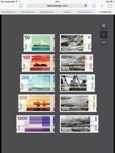 Noorse bankbiljetten