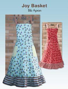 Free apron pattern!