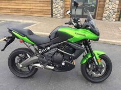 Used 2014 Kawasaki Versys ABS Motorcycles For Sale in Oregon,OR. 2014 Kawasaki Versys ABS, Call 503-769-8888 2014 Kawasaki Versys® ABS The Kawasaki Versys is a rare exception to the old adage, jack of all trades, master of none. This motorcycle s relaxed riding position makes it ideal for daily commuting, while a Ninja-like sporting spirit lets it tackle serpentine roads with the competence of a hard-core sportbike. Its efficient 649cc parallel-twin engine and overall layout also make short…