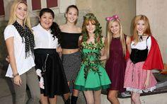 Caroline Sunshine, Kelli Berglund, Bella Thorne, Olivia Holt, Katherine McNamara