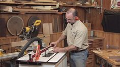Cabinet making tips can be hard to come by; in this video you'll learn useful tips for your next cabinet making project! http://www.wwgoa.com/video/004771_making-cope-and-stile-doors/?utm_source=pinterest&utm_medium=organic&utm_campaign=A217 #WWGOA