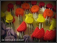 graffette alla frutta