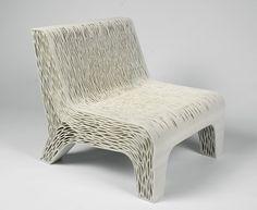 Biomimicry, asientos blandos IMPRESION 3D